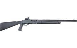 "MKE Firearms 390171 MC312 Sport 3 GUN 24"" Pistol Grip w/OPTICS Black Shotgun"