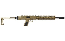MPA20DMG 9mm Carbine - All Aluminum Lower, Burnt Bronze - By Masterpiece Arms