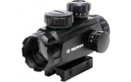Konus 7375 Sight Pro TR 1x 35mm Obj Unlimited Eye Relief Four Reticles Black
