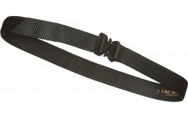 Tacshield T303-LGBK Belt 1.75 Cobra Buckle Black LG