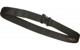 Tacshield T30XLBK Belt 1.5 Cobra Buckle Black XL