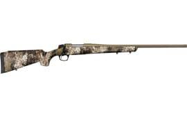 """CVA CR3906C Cascade Bolt Rifle 22"""" TB FDE CERAKOTE/VEIL Camo"""