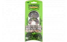 Primos PS1231 2-PACK Camo Mouthcall Mossy OAK BOX