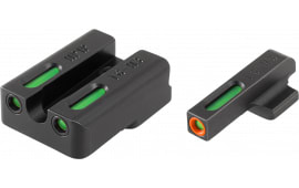 TruGlo TG13HP1PC TFX PRO HK P30 Green w/Orange Outline Front Green Rear Black