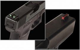 Truglo TG131G1 Brite Site Fiber Optic For Glock 17,19,22,23,24,26,27,33,34,35,38