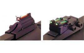 Truglo TG944C Gobble-Dot Pro Magazine Beretta, Franchi, Browning Gold Fiber Optic Green/Red Black
