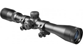Barska AC10038 Plinker-22 4x 22mm Obj Tube Dia Black 30/30