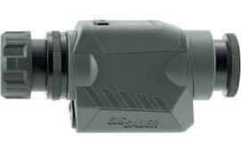 Sig Sauer Electro-Optics SOV36001 Oscar3 6-12x 25mm 294-210ft@1000yd Gry/Black