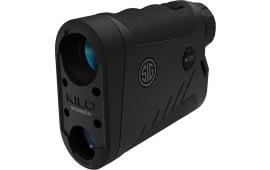 Sig Sauer SOK18601 KILO1800BDX LSR Rangefinder Black