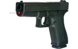 LaserMax LMS-1151P Guide Rod Red Laser for Glock 20/21 Black