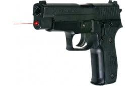 "LaserMax LMS-2263 Guide Rod Red Laser Sig P226 357/40 635nm .75""@25yds"