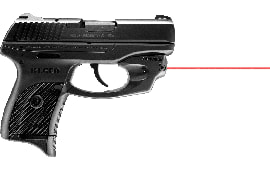 Lasermax CFLC9 CenterFire Laser Red Trigger Guard 5mW 650nm LC9/LC380/9LC9s Black