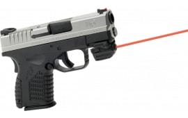 LaserMax LMSMICRO2R LMS Micro 2 Red Laser Universal Picatinny/Mil-Spec/Weaver