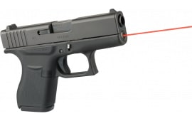 LaserMax LMSG43 LMS Glock 43 Red Laser Guide Rod
