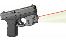 LaserMax CFG4243CR Centerfire Laser/Light Combo Red Laser Glock 42/43 Under Barrel