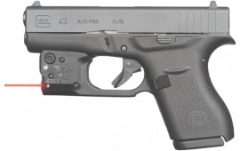 Viridian R5RG43 Reactor R5-R Red Laser Glock 43 Trigger Guard