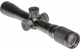 Sightmark SM13052 Rapid 3-12x 32mm Obj 32.5-8 ft @ 100 yds FOV 30mm Tube Dia Black Matte Illuminated SHR
