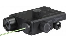 Sightmark SM25004 LoPro Combo Laser/Flashlight Grn Laser AR15 Weaver/Picatinny