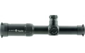 Sightmark SM13072DCR Core 1-4x 24mm Obj 96.1-24.1 ft @ 100 yds FOV 30mm Tube Dia Black Matte BDC
