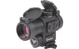 Firefield FF26020 Impluse 1x 30mm Obj Unlimited Eye Relief 1 MOA Black Matte