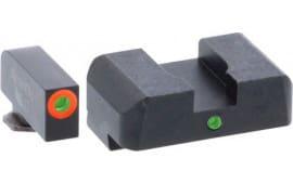 AmeriGlo GL5101 i-Dot NS Glock Gen 5 17/19 Green/Wht/Grn