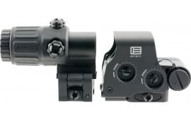 "Eotech HHSII EXPS2-2 1-3x 33mm Obj 2.2"" Eye Relief 1 MOA Black"