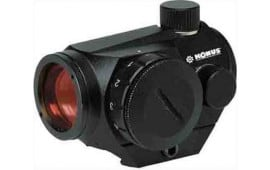 Konus 7200 Sight Pro 1x 20mm Obj 4MOA Black Red/Green Illuminated Reticle