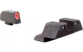 Trijicon GL101O HD NS For Glock F/R Green Tritium Orange Front Outline