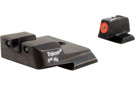 Trijicon SA137O HD NS S&W M&P SD9/40 VE F/R Green Tritium Orange Front Outline