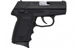 SCCY CPX-4CBRD 380 Black/BLK Nosafe Red Dot 10R