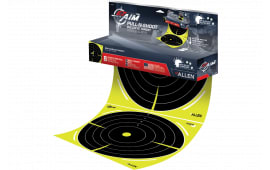 EZ AIM PULL-N-SHOOT Splash 12X12 Bullseye Target R