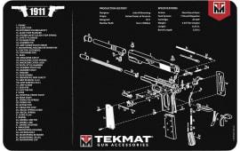 Tekmat TEKR171911 1911 GUN MAT
