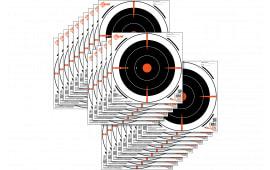 "EZ AIM Paper 8"" Bullseye 26 Pack"