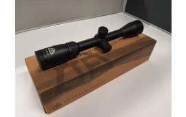 "Trinity Force P4 Sniper 3-9x40 Rifle Scope W/ 1"" Medium Rings - SP4L3940AOBZT"