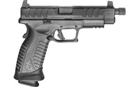 Springfield XDMET9459BHCOSP XD-M Elite 4.5 Threaded 2 Mags OSP