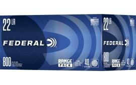 Federal 729B800 22LR 40 LRN - 800rd Box