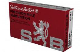 Sellier & Bellot SB308G 308 WIN 168 HPBT - 20rd Box