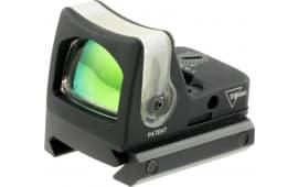 Trijicon 700030 RMR 1x 22x16mm Obj Unlimited Eye Relief 9 MOA Black