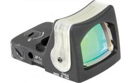 Trijicon 700053 RMR 1x 22x16mm Obj Eye Relief 12.9 MOA Triangle Black