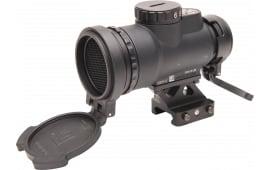 Trijicon 2200018 MRO 1x 25mm Obj Unlimited Eye Relief 2 MOA Black
