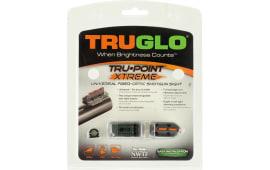 TruGlo TG960 Tru-Point Xtreme Turkey/Deer Universal Shotgun Fiber Optic Green/Red Black