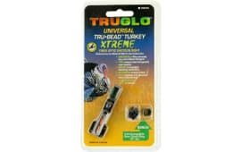 TruGlo TG950X Tru-Bead Turkey Universal Shotgun Fiber Optic Green/Red Black