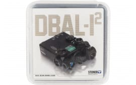 Steiner 9003 DBAL-I2 Green LED IR ILL Black