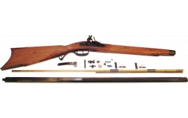 "Lyman 6031111 Muzzleloader Rifle Kit Sidelock 32"" Adjustable #11 Percussion Hardwood Stock"
