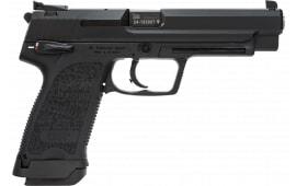 """HK M709080FA5 USP9 Expert DA/SA 18+1 4.25"""" Black Synthetic Grips Black Finish"""