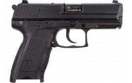 "HK M709203A5 P2000 V3 DA/SA 3.6"" 13+1 Black Interchangeable Backstrap Grip Black"
