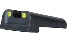 Truglo TG131XTY Brite-Site TFO Springfield XD Tritium/Fiber Optic Green Front Yellow Rear Black