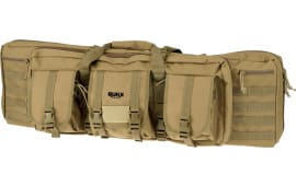 """Rukx Gear Tactical 3 Day 600D Polyester 16"""" x 10"""" x 10"""" Tan"""
