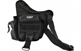 Rukx ATICTSBB Single Strap Sling BAG Black