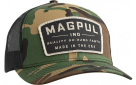 Magpul MAG1102-964 GO Bang Trucker HAT Woodland